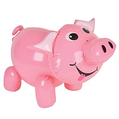 "24"" PIG: Toys & Games"