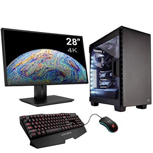 Sedatech Watercooling Pro Gaming PC Intel i9-9940X 14x 3.3Ghz, Geforce RTX 2080 Super 8Gb, 64 Gb RAM DDR4, 1Tb SSD NVMe…