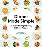 Think you'll never win at weeknight cooking? Think again. Your favorite ingredients are deliciously reimagined in Real Simple's latest cookbook that shows you how to spin 35 family staples into hundreds of hassle-free dishes. Organized from apples...