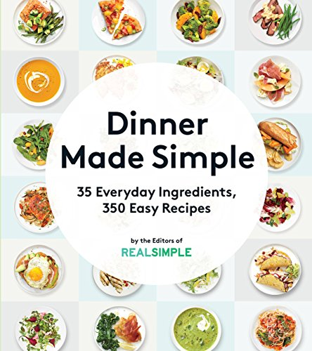 """Dinner Made Simple"" Book"