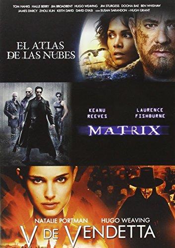 - Pack: Cloud Atlas + Matrix + V De Vendetta (Import Movie) (European Format - Zone 2) (2013) Halle Berry; Jo