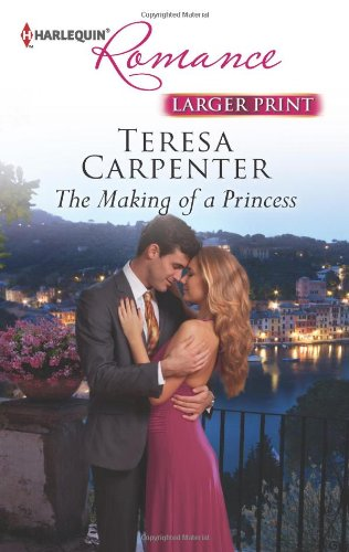 book cover of The Making of a Princess