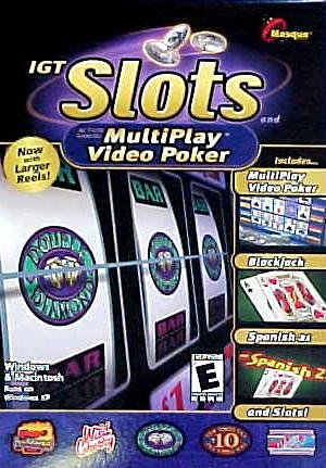 igt slots and multiplay video poker download