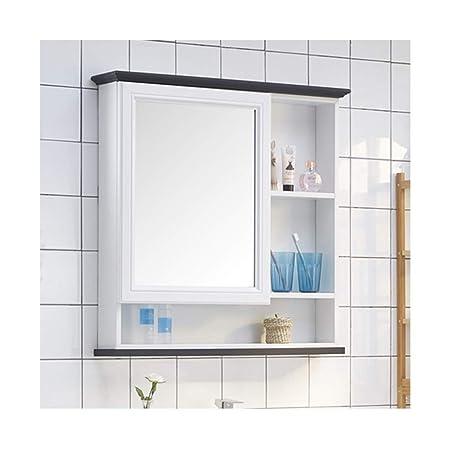 Mobile Specchio Da Bagno.Maryyun Mobile Specchio Da Bagno Con Specchio E Mensola Muro