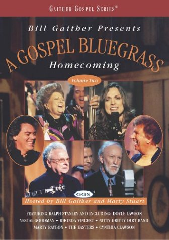 Gaither Gospel Series: Gospel Bluegrass Homecoming, Vol.