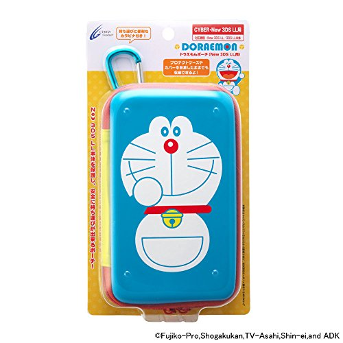 Doraemon pouch (New for 3DS LL) by Cyber Gadget