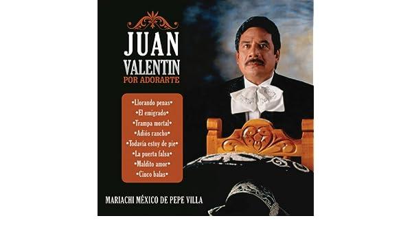 Mariachi México de Pepe Villa) by Juan Valentín on Amazon Music - Amazon.com