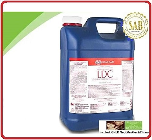 LDC-5 LT (verdünnten milden konzentrierte Mehrzweck Waschmittel 2,42 Cent pro LT)