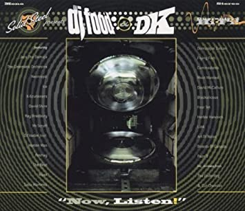 DJ Food & Dk - Now, Listen! by Ninja Tune Import - Amazon ...