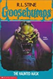 The Haunted Mask, R. L. Stine, 0590494465