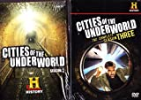 Cities Of The Underworld Complete Season Two and Cities Of The Underworld Complete Season Three : The History Channel 8 disc Set : Approx 1200 Minutes