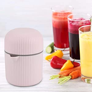 Fruit Squeezer, Manual Fruit Mixer Fruit Maker, Baby Food Machine for Kitchen for Home