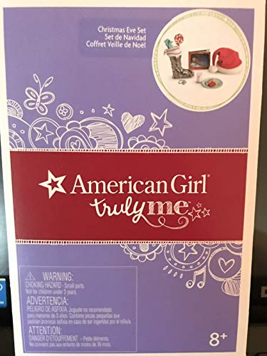 "American Girl Truly Me Christmas Eve Set for 18"" Dolls"