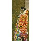 Gustav Klimt Die Hoffnung II 1000pc Jigsaw Puzzle