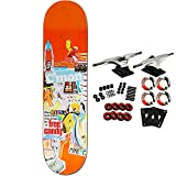 """Girl Skateboard Complete Mish Mosh Mike Mo (Ast clrs) 8.0"""""""