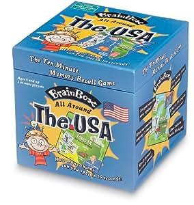 Brainbox All Around the USA