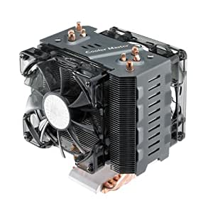 Cooler Master Hyper N520 - CPU Cooler with Copper Base and 5 Heat Pipes (RR-920-N520-GP)