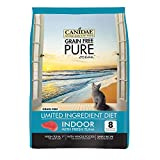 Canidae Grain Free Pure Ocean Indoor Cat Dry Formula With Fresh Tuna, 10 Lbs Larger Image
