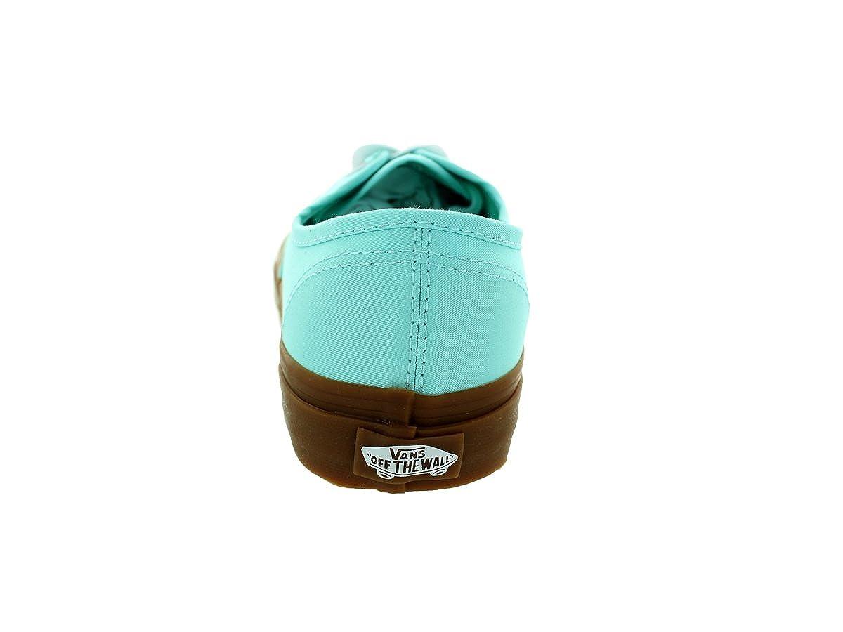 0c1f897f457 Vans Unisex Authentic (Brushed Twill) Blue Tint Gum Skate Shoe 4 Men US    5.5 Women US  Amazon.ca  Shoes   Handbags