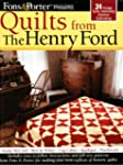 Fons & Porter Presents Quilts from Th...