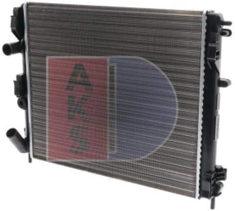 refrigeraci/ón del motor AKS Dasis 181690N Radiador