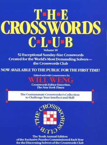 The Crosswords Club Volume 10