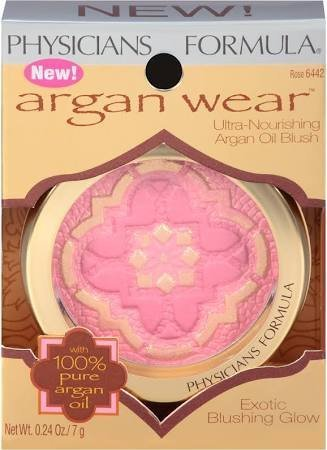 Physicians Formula Argan Wear Ultra-Nourishing Argan Blush - Rose by Physician