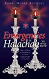 Emergencies in Halachah, Rabbi Moshe Rotberg, 1600911129