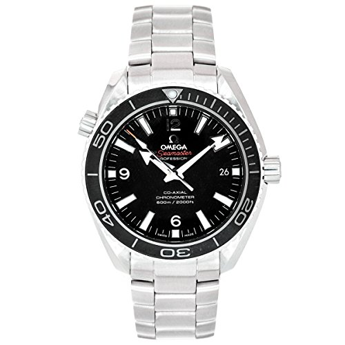 omega watch black dial - 3