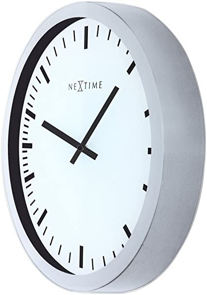 Abbott Collection Home Oval Magic Wall Clock Amazon Ca Home Kitchen