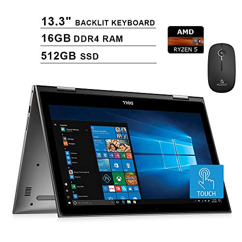 2020 Newest Dell Inspiron 13 7000 13.3 Inch Touchscreen FHD 1080p 2-in-1...