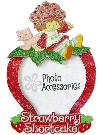 Amazon.com - Strawberry Shortcake Photo Frame Picture Frame - Single ...
