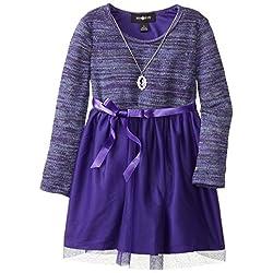 Amy Byer Little Girls' Ballerina Dress