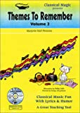 Themes to Remember, Marjorie Kiel Persons, 0967599717