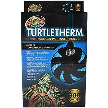 Amazon Com Zoo Med Turtletherm Automatic Preset Aquatic
