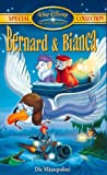 Bernard & Bianca - Die Mäusepolizei [VHS]