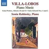 Heitor Villa-Lobos: Musique Pour Piano /Vol.8