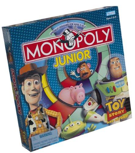 Toy Story Monopoly Junior Buy Online In Uae Toy