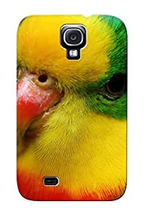 Crazinesswith High-quality Durability Case For Galaxy S4(parrot)