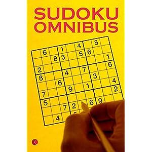 Sudoku Omnibus (Puzzle Books)
