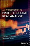 img - for An Introduction to Proof through Real Analysis book / textbook / text book