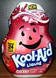 Kool-Aid Liquid Drink Mix - Cherry 1.62oz (Pack of 4) by Kraft [Foods]