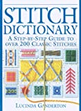 Stitch Dictionary, Lucinda Ganderton, 155209457X