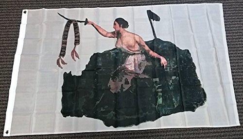Battle of San Jacinto Polyester 3x5 Foot Flag Texas Historical Banner Outside