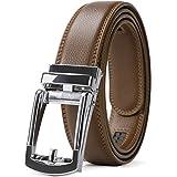 Best NEW Dad Belts - WERFORU Leather Ratchet Dress Belt cognac belt Review