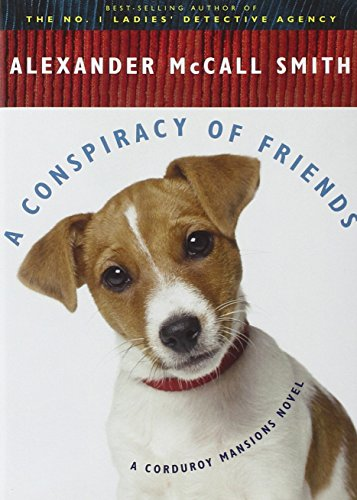 Image of A Conspiracy of Friends: A Corduroy Mansions Novel (3)