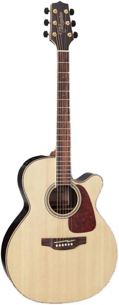 TAKAMINE - Guitarra eléctrica/acústica GN93CE-NAT estilo Nex ...