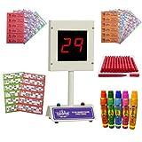 Lucky Bingo Electronic Bingo Machine Starter Kit - All you need to play Bingo by Bingo House