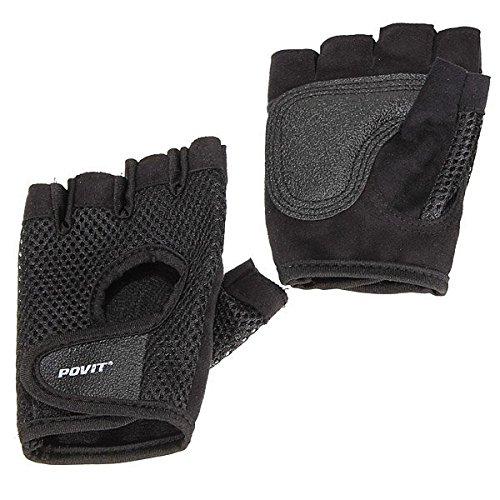 Calli Bici bicicleta entrenamiento corporal ciclismo deporte guantes de medio dedo