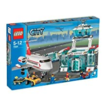 LEGO City Airport 7894 (japan import)